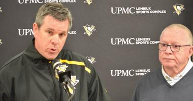 Sullivan Says Pens Are Not Hard Enough to Play Against