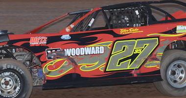 Tyler Dietz No. 27 ProStock Car