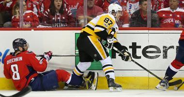 Pittsburgh Penguins, Washington Capitals, Sidney Crosby, Alexander Ovechkin