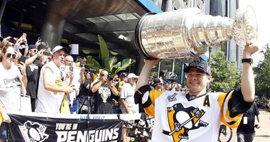 After 15 Years And 4 Stanley Cups, Chris Kunitz Calls It A Career