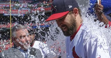 Michael Wacha Comes Three Outs Away From A No-Hitter Against The Pirates