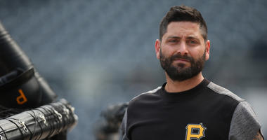 Pirates Release Francisco Cervelli