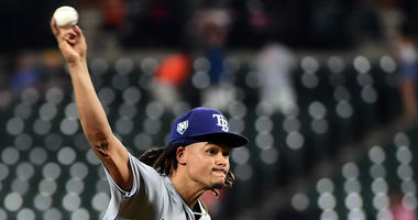 Pirates Starter Chris Archer