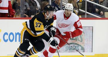 Pens Recall Two Forwards After Malkin/Bjugstad Injury