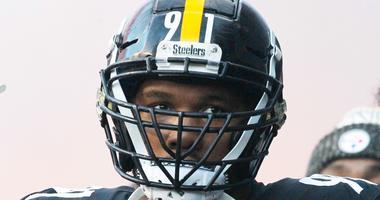 Pittsburgh Steelers defensive end Stephon Tuitt