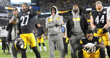 Steelers watch as season ends