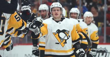 Pittsburgh Penguins center Jake Guentzel