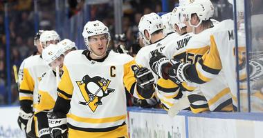 Sid celebrates goal with teammates