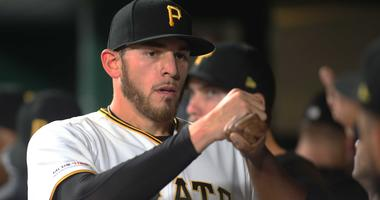 Pirates pitcher Joe Musgrove