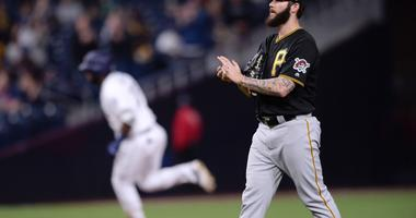 Pittsburgh Pirates starting pitcher Trevor Williams