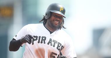 Pittsburgh Pirates first baseman Josh Bell