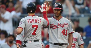 Nationals Hit 4 Home Runs, Shutout Pirates 13-0