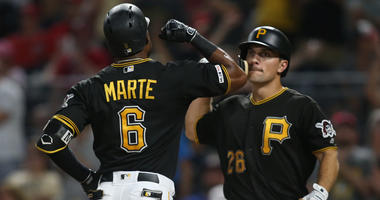 Marte's 3-Run Home Run Lifts Pirates Over Nationals 4-1