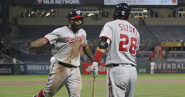 Nationals Score Early, Add On Late, Defeat Pirates 7-1