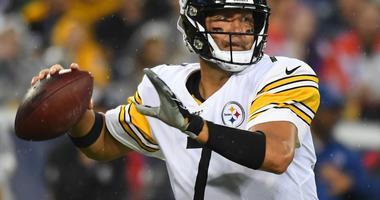 lPittsburgh Steelers quarterback Ben Roethlisberger