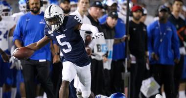 Penn State receiver Jahan Dotson