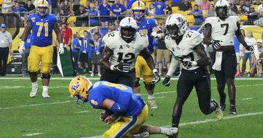 Three Panthers Honored For UCF Performance
