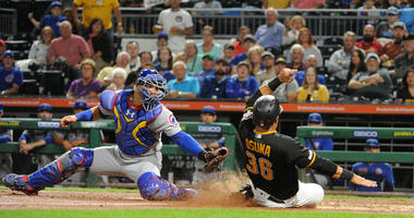 Osuna Scores Go-Ahead Run On Wild Pitch, Pirates Defeat Cubs 4-2