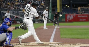 Pirates Sweep Series, Defeat Cubs 9-5