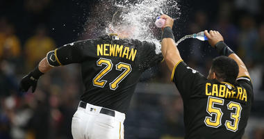 Newman Walks It Off In the 9th, Pirates defeat Reds 6-5