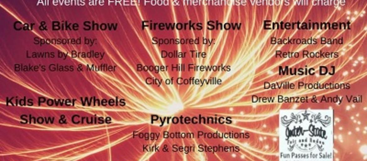 Coffeyville Summer Celebration | 103 7 KEYN