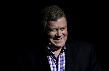 William Shatner in 2016