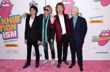 The Rolling Stones on the Red Carpet