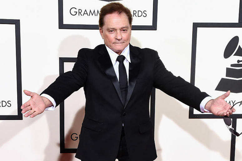Marty Balin of Jefferson Airplane attends The 58th GRAMMY Awards at Staples Center on February 15, 2016