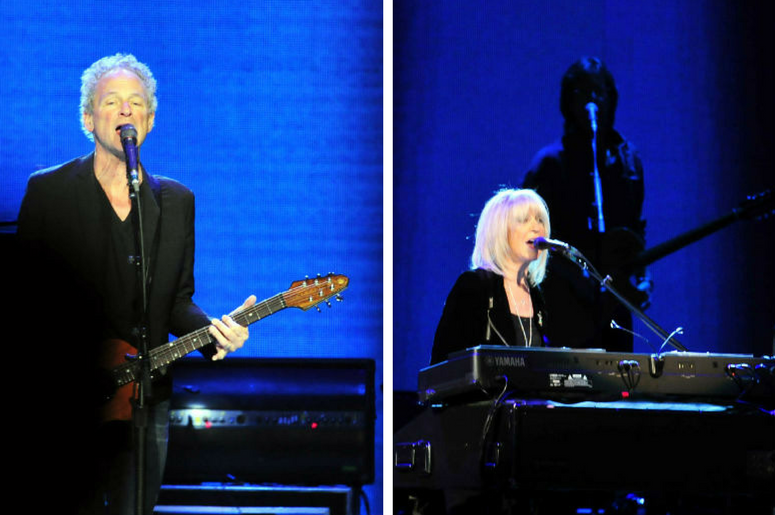 Buckingham/McVie Play Old Favorites & Debut New Songs as Tour Gets