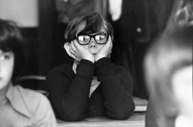 1970s student