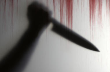 knife shadow