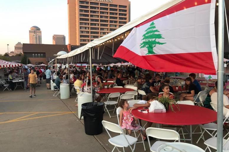 St Louis Lebanese Festival at St. Raymonds