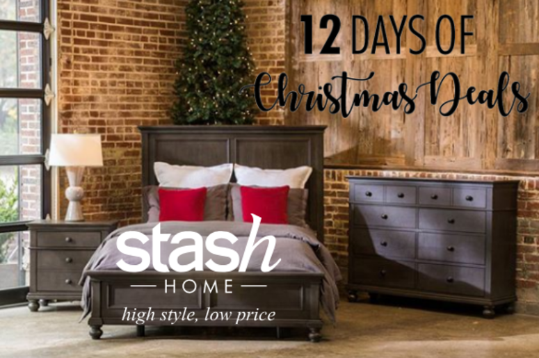 Stash Home 12 Days Of Christmas Deals With Trish Gazall