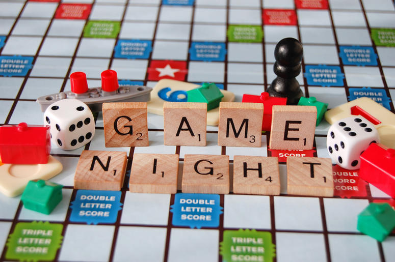 Image result for classic game night