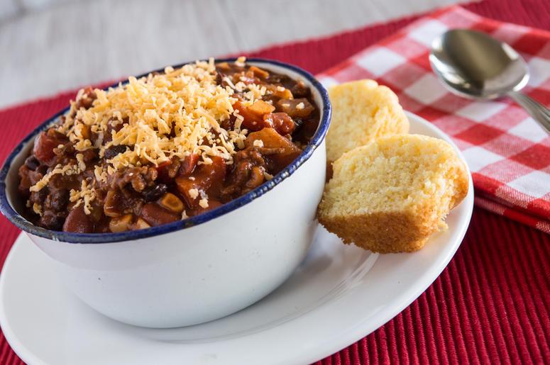 Chili Comfort Food