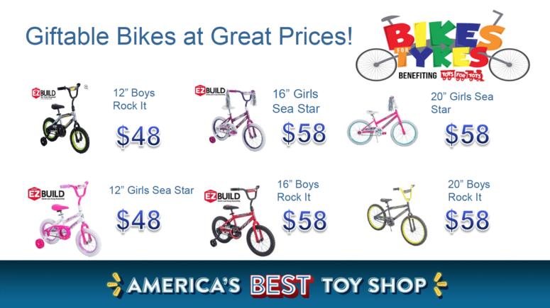 Walmart Bike Ad