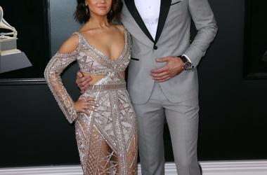 Maren Morris and Ryan Hurd