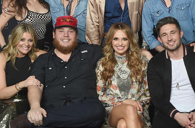 Luke Combs & Carly Pearce