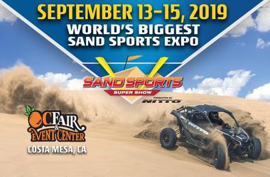 Sand Sports Super Show