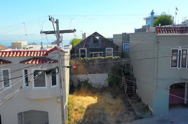 A san francisco shack that's falling apart, but selling for 2.5 million dollars