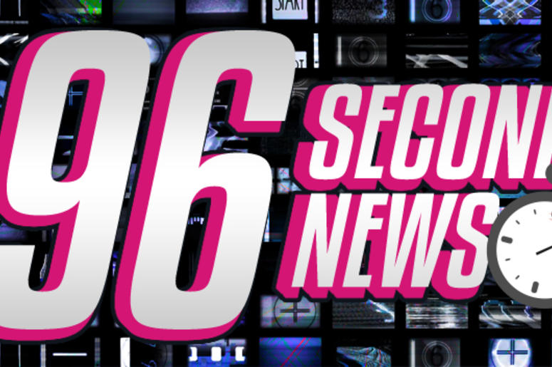 96 Second News: Tracy Morgan Pays Bartender To Watch His Car
