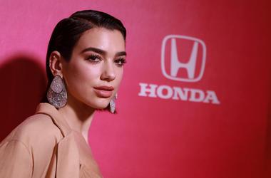 Dua Lipa attends Billboard 2018 Women in Music at Pier 36