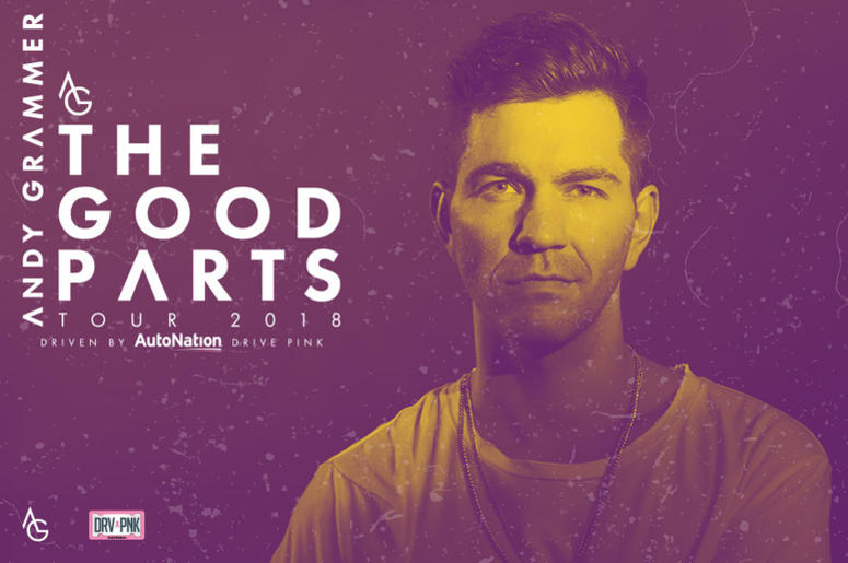 Andy Grammer | Houston's Mix 96 5