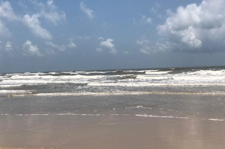 So Is The Water In Galveston REALLY Still Clear? | Houston's Mix 96 5