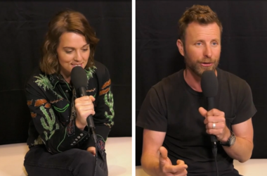 Brandi Carlile and Dierks Bently