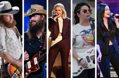 Brothers Osborne, Chris Stapleton, Kelsea Ballerini, Ashley McBryde, Kacey Musgraves are all up for the Best Country Album GRAMMY Award