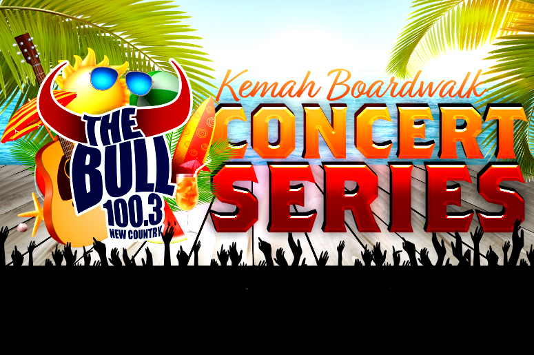 Kemah Boardwalk Concert Series DL