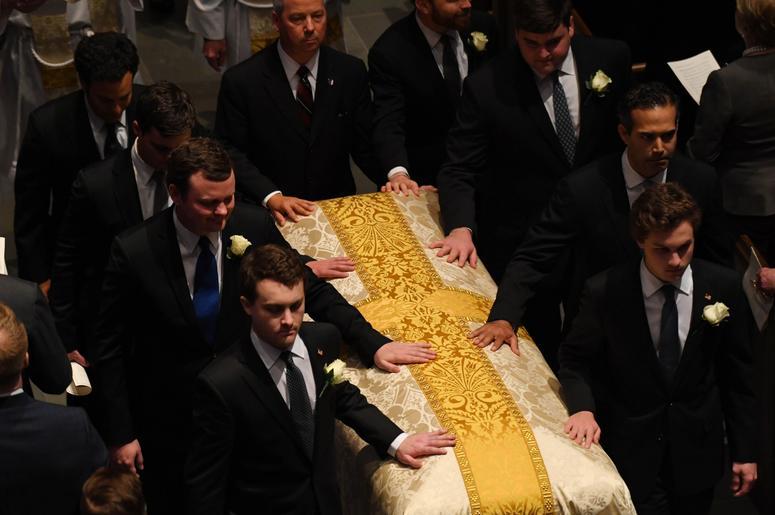Barbara Bush Funeral