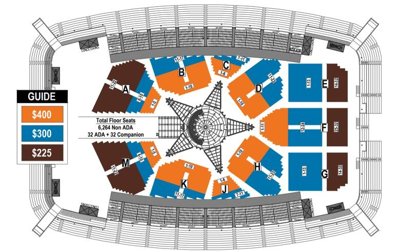 George Strait Rodeo Houston Ticket Prices Revealed 1003 The Bull