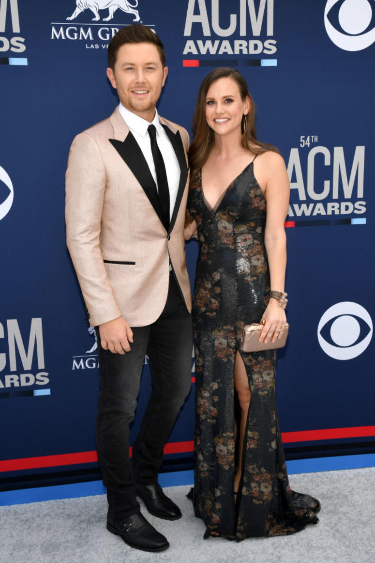 Scotty McCreery attends the 54th Academy Of Country Music Awards at MGM Grand Hotel & Casino on April 07, 2019 in Las Vegas, Nevada